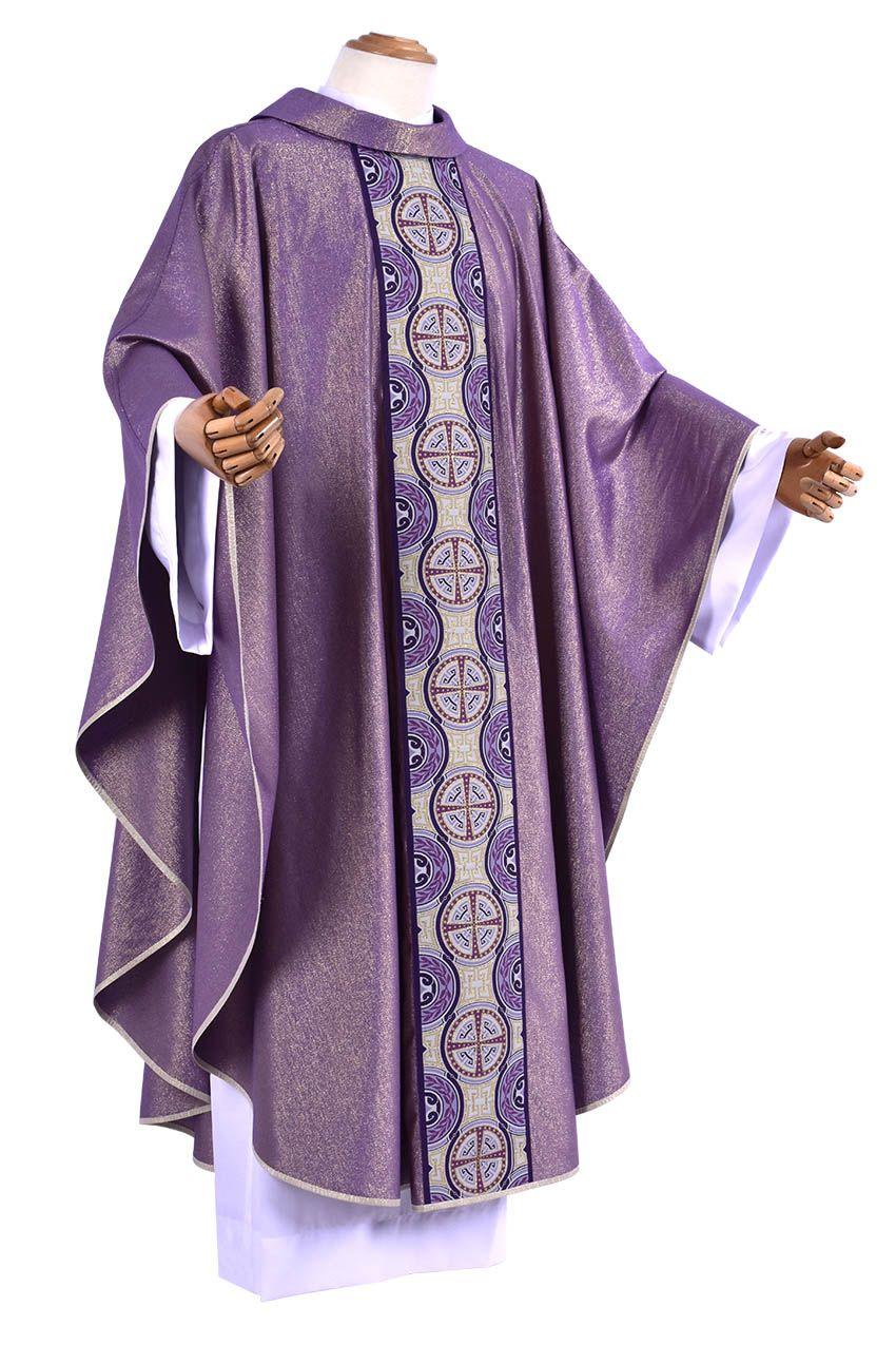 Casulla San Pio X CS087