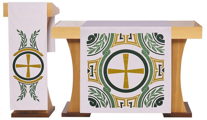 Paño de Altar y Atril Belém S200 S201