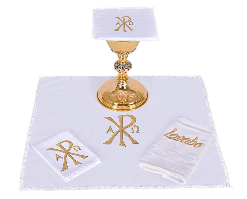 Conjunto Paños de Altar Algodón PX CA108