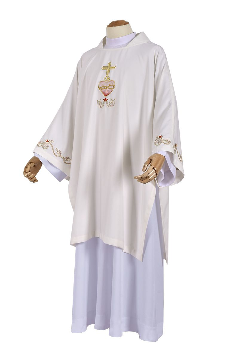 Dalmática Sagrado Corazón DA139