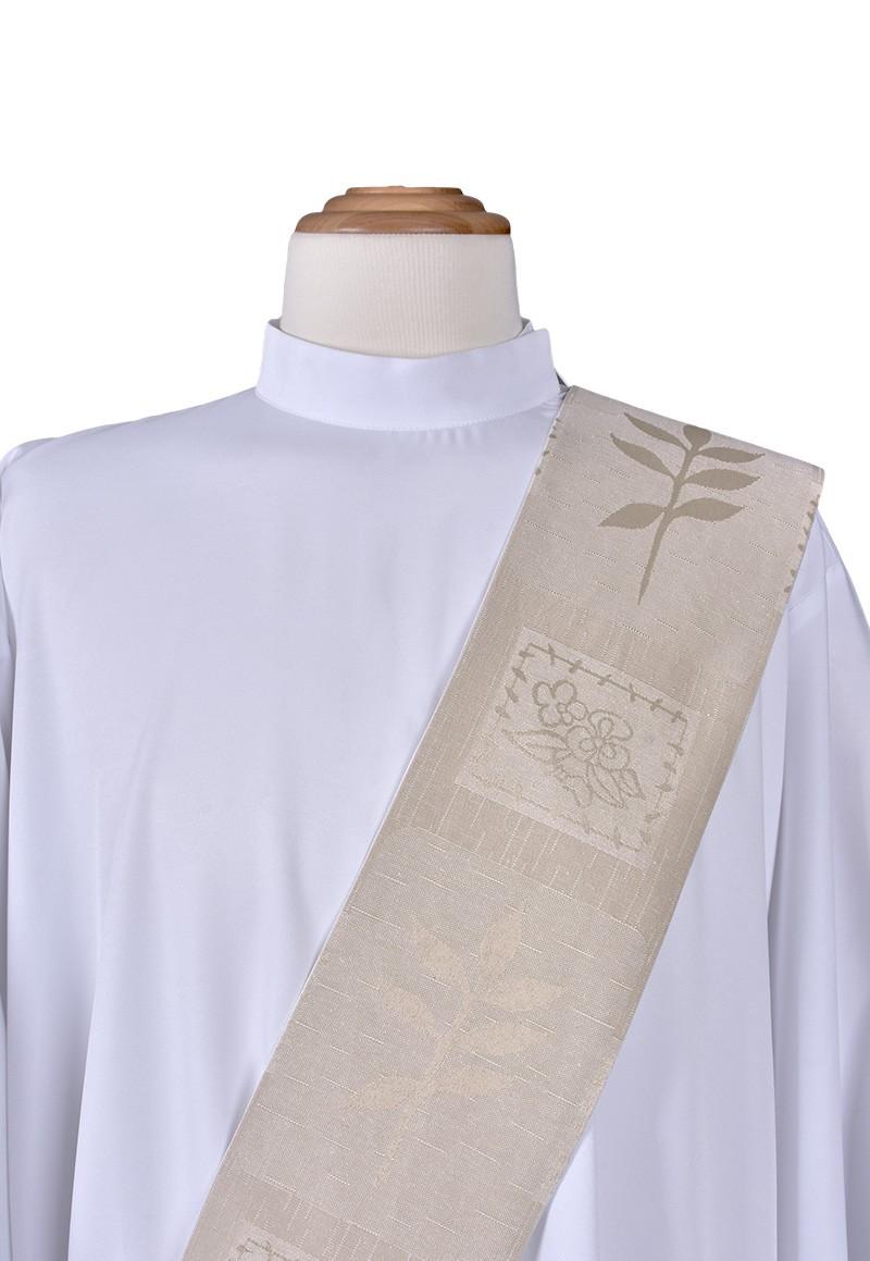 Estola Diaconal Capa de Asperges Santa María ED909