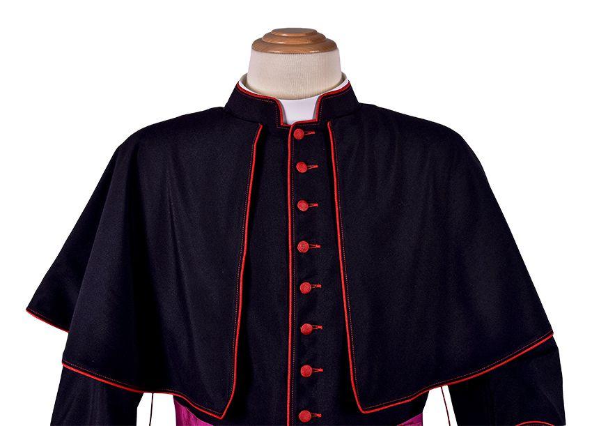 Sotana Episcopal  Modelo Romano BT401