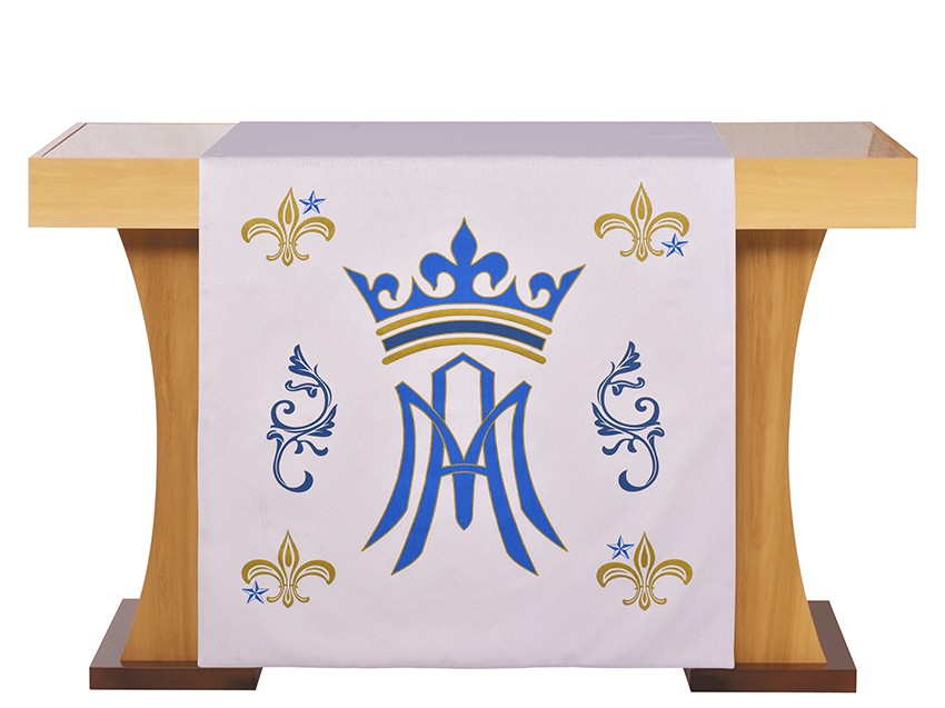 Paño de Altar Santa María S205