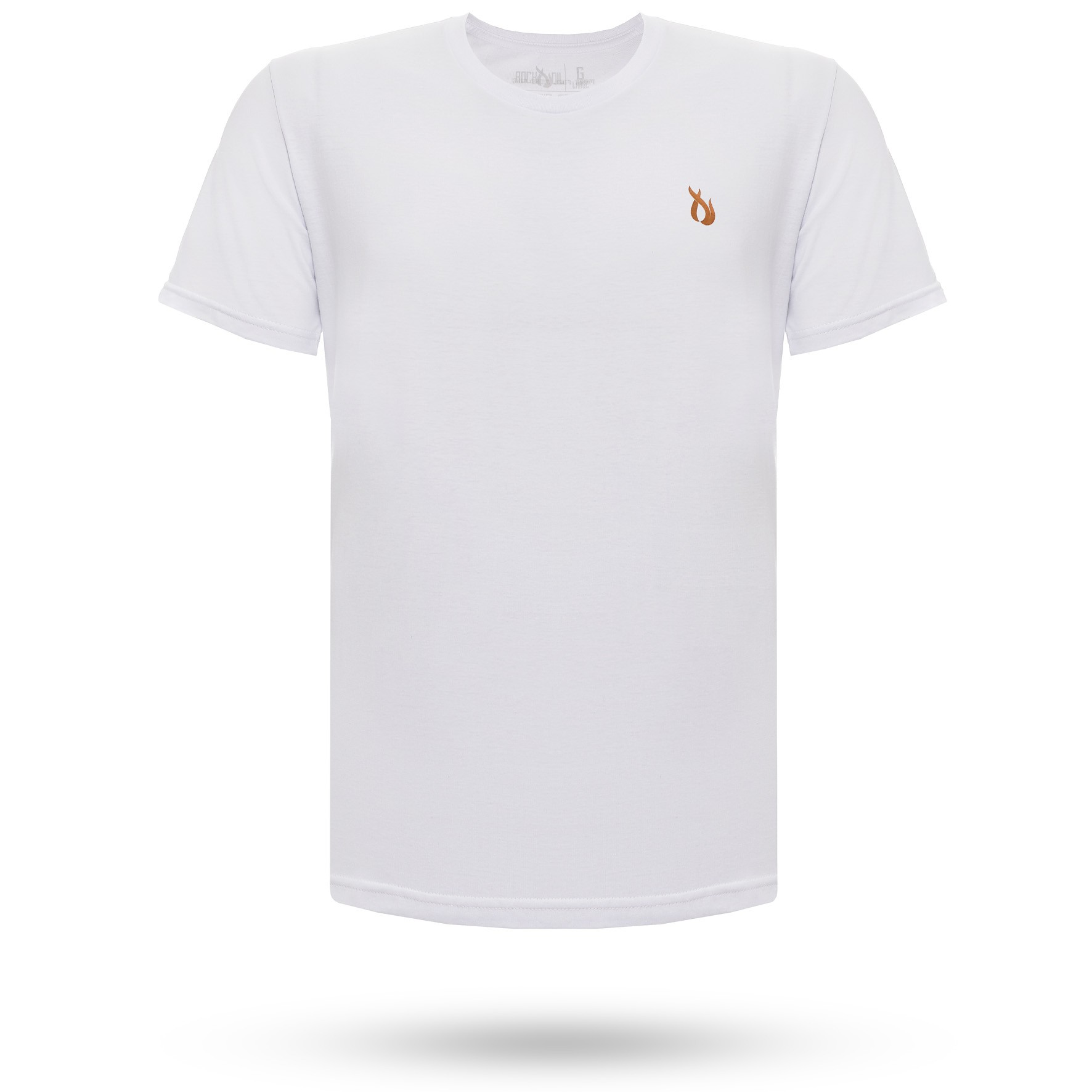 Camiseta Flame Orange