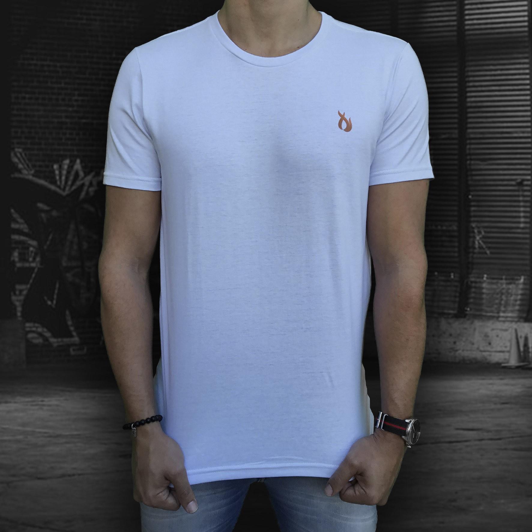 Camiseta Flame Orange