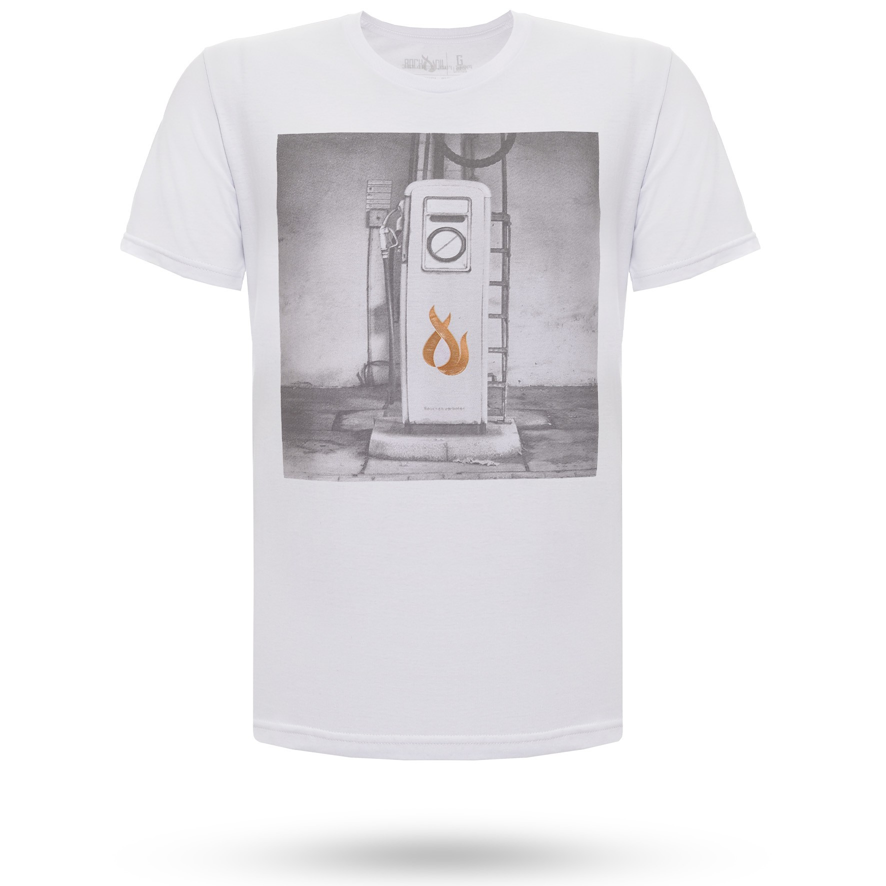 Camiseta Fuel Pump