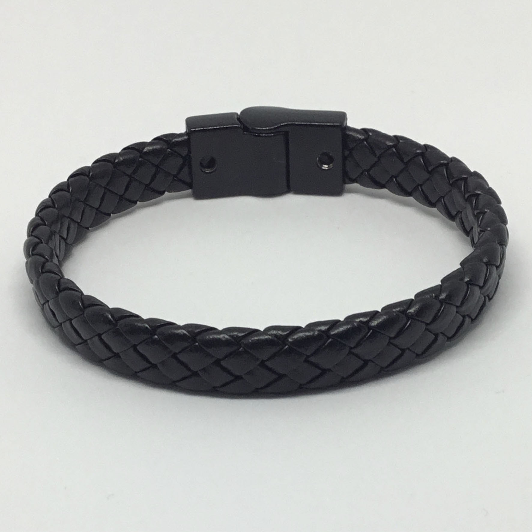 Pulseira Black Tressed