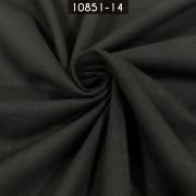 Tecido Cambraia Colors 100% Algodão Preto