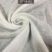 Tecido Cambraia de Linho 100% Linho Branco