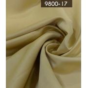 Tecido Cetim Bridal 100%Poliéster Dourado