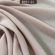 Tecido Musseline Toque de Seda Rosa Velho