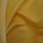 Tecido Crepe Vogue 100% Poliéster Amarela
