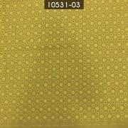 Tecido Laise A1071 Algodão Amarelo