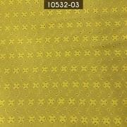 Tecido Laise A1089 Algodão Amarelo
