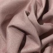 Tecido Linho Misto Colors Rosê