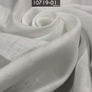 Tecido Linho Puro 100% Linho Branco
