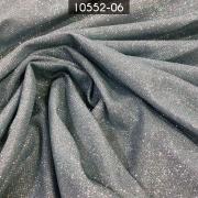 Tecido Lurex Glitter Agua