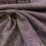 Tecido Lurex Glitter Pink