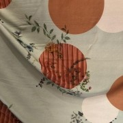 Tecido Malha Slinky Estampado 92%Poliéster 8%Elastano Estampa 1
