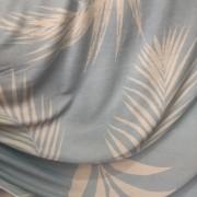 Tecido Malha Slinky Estampado 92%Poliéster 8%Elastano Estampa 2