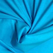 Tecido Malha Viscolycra  92%Viscose 8%Elastano Turquesa