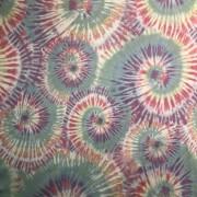 Tecido Malha Viscolycra  95%Viscose 5%Elastano Tie Dye - Color 1