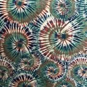 Tecido Malha Viscolycra  95%Viscose 5%Elastano Tie Dye - Color 3