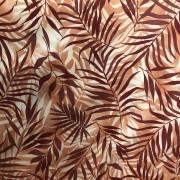 Tecido Malha Viscolycra  95%Viscose 5%Elastano Tropical Bordô