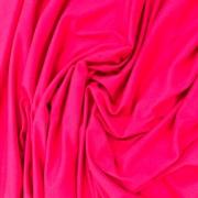 Tecido Moletinho Em Viscose 94%Viscose 6%Elastano Pink