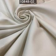 Tecido Percal Liso 400 Fios Off White