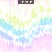 Tecido Seda Gloss Tie Dye 05