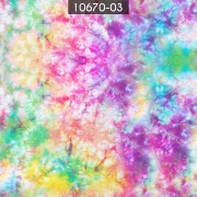 Tecido Seda Gloss Tie Dye 03
