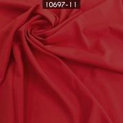Tecido Seda Milano 92%Poliéster8%Elastano Vermelho