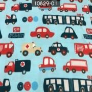Tecido Soft Estampado Carros