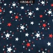 Tecido Soft Estampado Estrelas