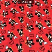 Tecido Soft Estampado Mickey
