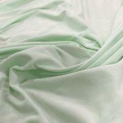 Tecido Soft Estampado Verde Menta