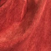 Tecido Veludo Cotele Terracota