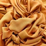 Tecido Viscose Rayon Maquinetada Caramelo