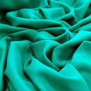 Tecido Viscose Rayon Maquinetada Verde