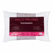 Travesseiro Macio 65x45 Paco Milano 400GR Branco