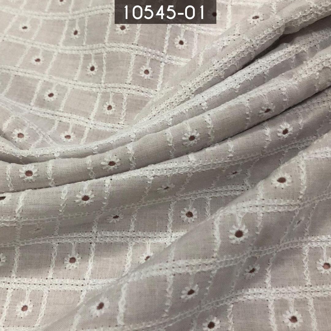 LAISE A1141 100% ALGODÃO Branco