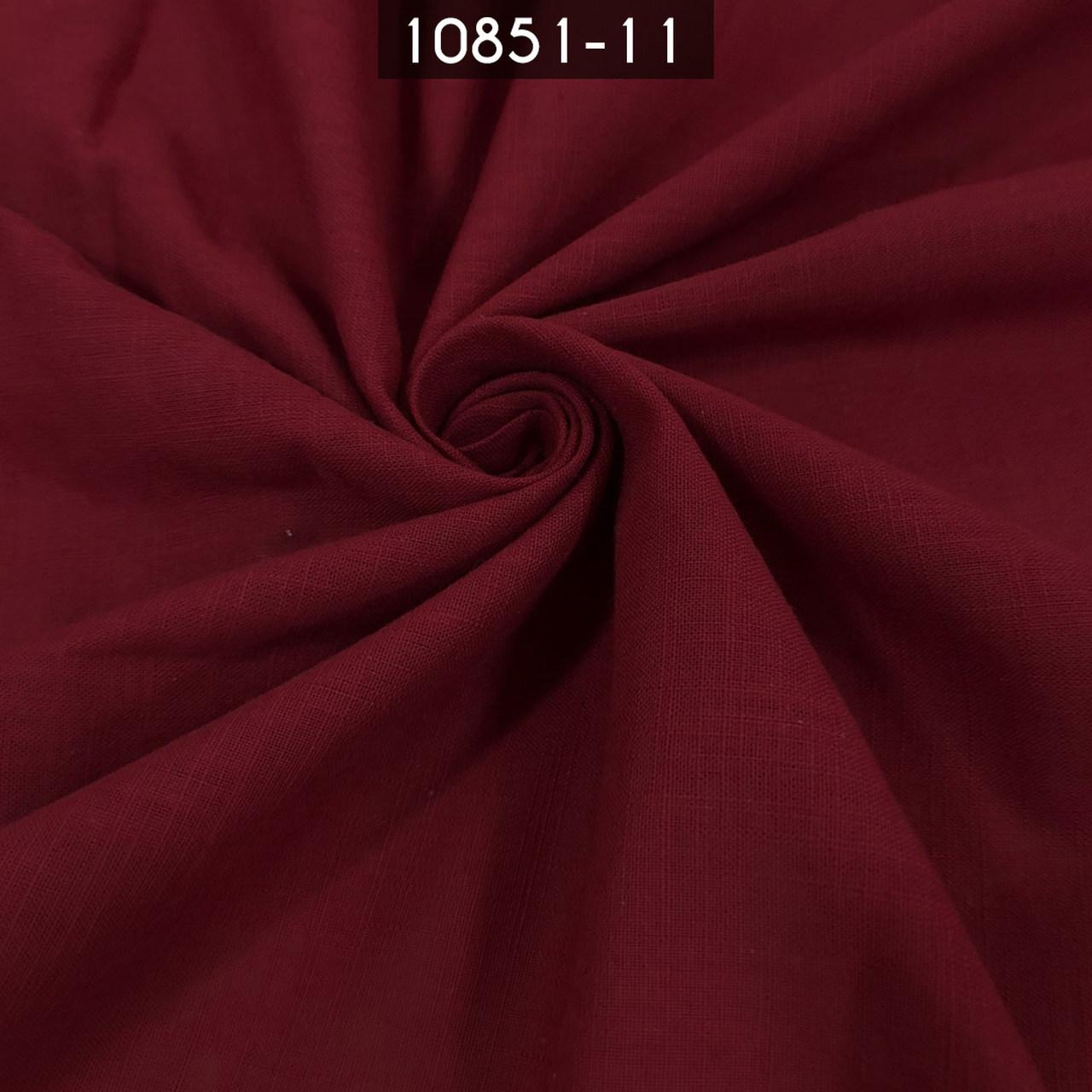 Tecido Cambraia Colors 100% Algodão Marsala
