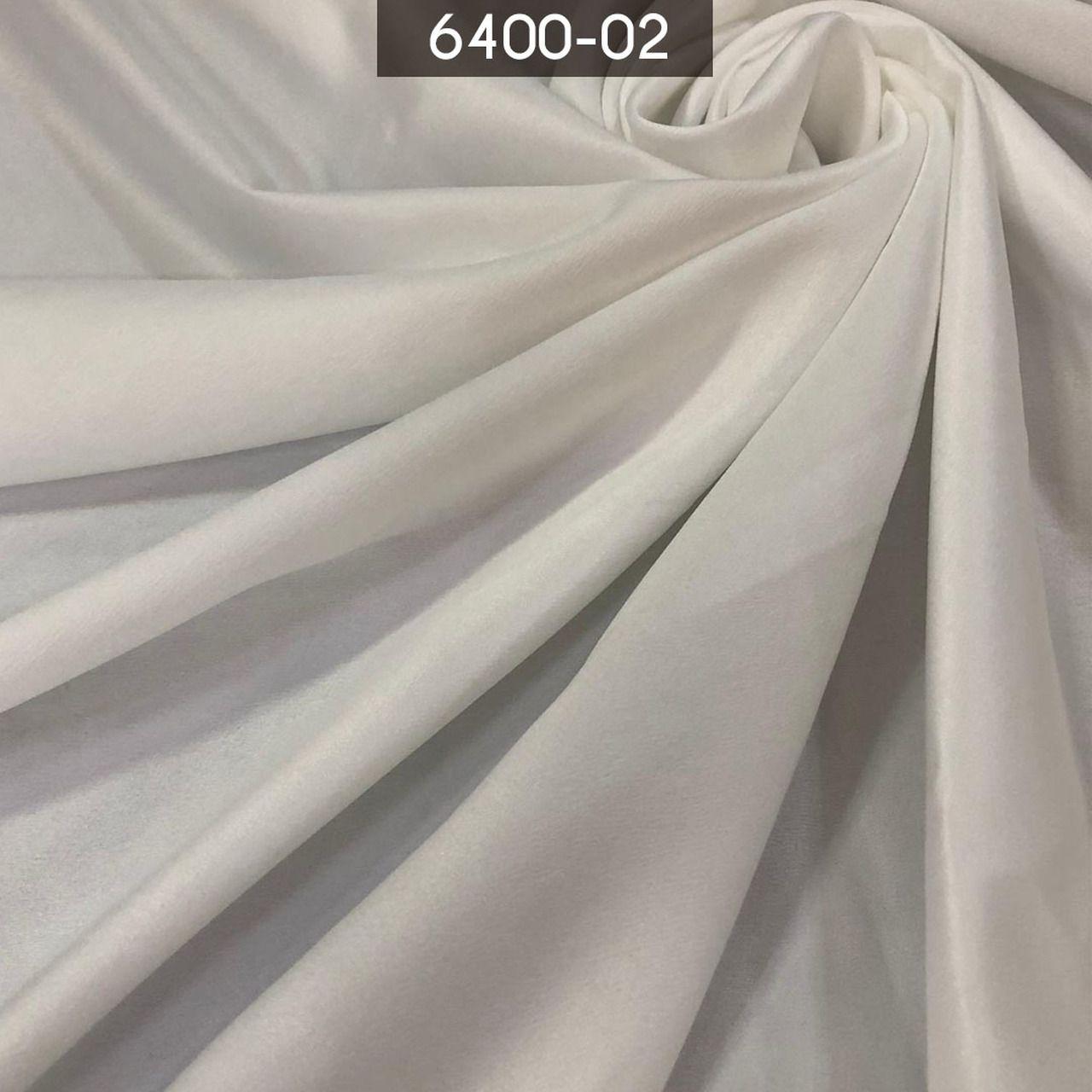 Tecido Crepe Inder Off White