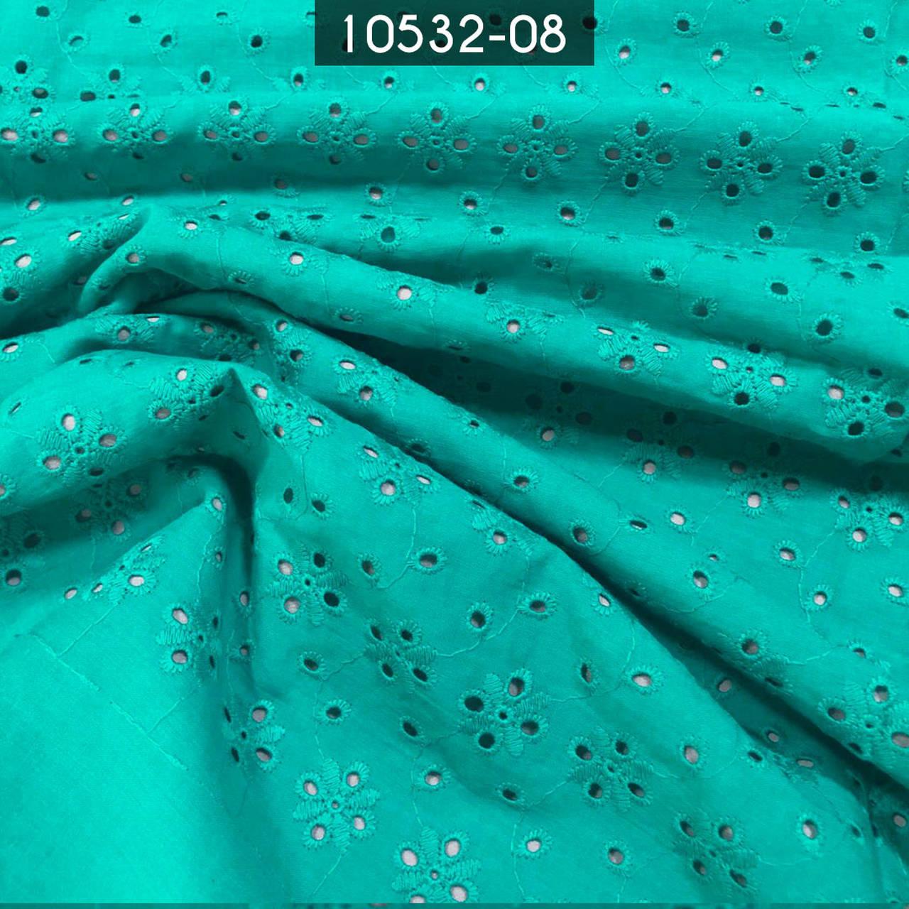 Tecido Laise A1089 Algodão Jade