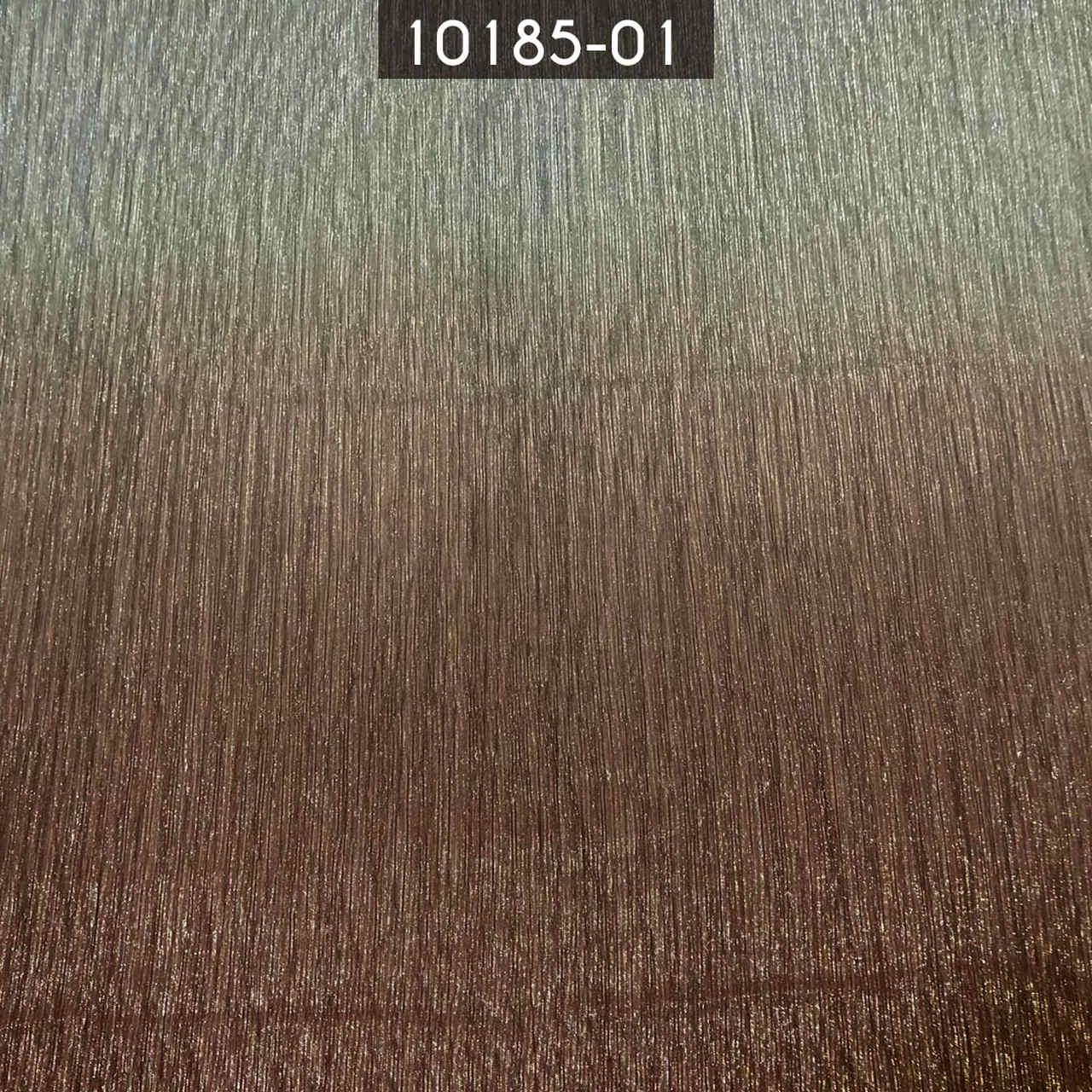 Tecido Lurex Plissado Degradê Prata/Nude