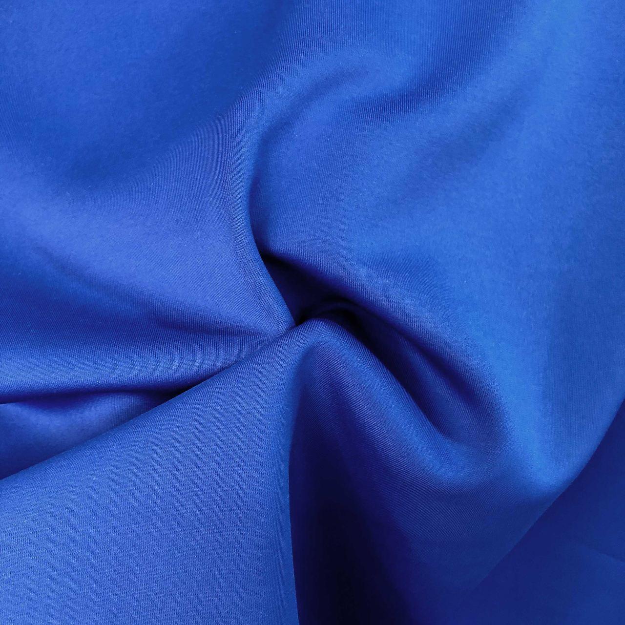 Tecido Malha Fit Neoprene 93% Poliéster 7%Elastano Azul Royal