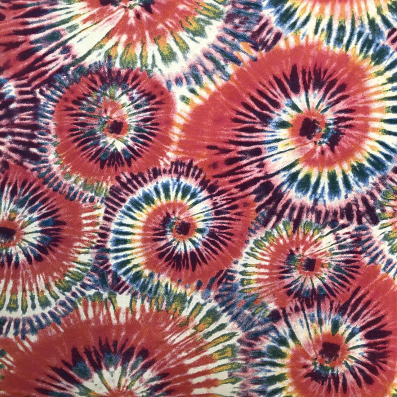 Tecido Malha Viscolycra  95%Viscose 5%Elastano Tie Dye - Color 2