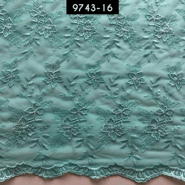 Tecido Renda Floral Tiffany