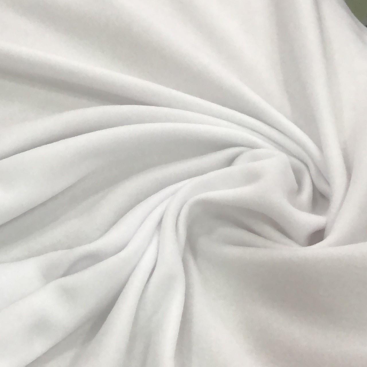 Tecido Soft Branco